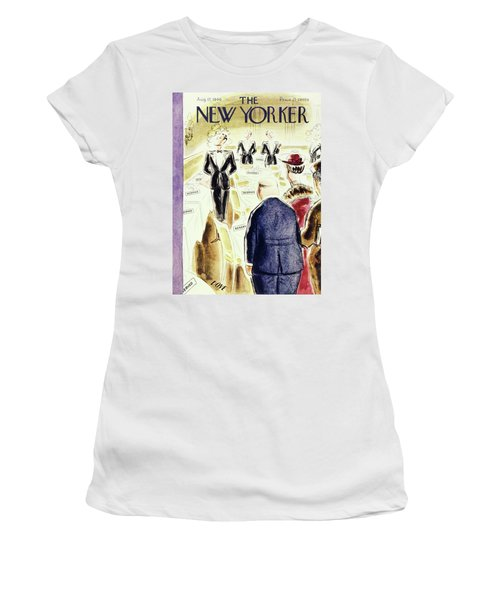 New Yorker August 17 1940 Women's T-Shirt