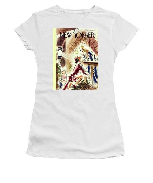 New Yorker August 20 1938 Women's T-Shirt