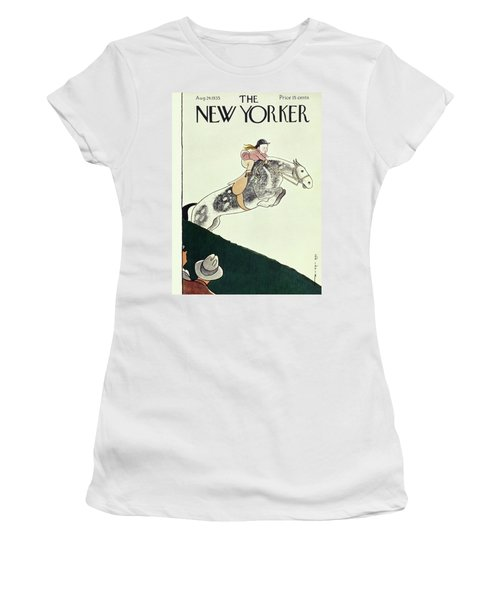New Yorker August 24 1935 Women's T-Shirt