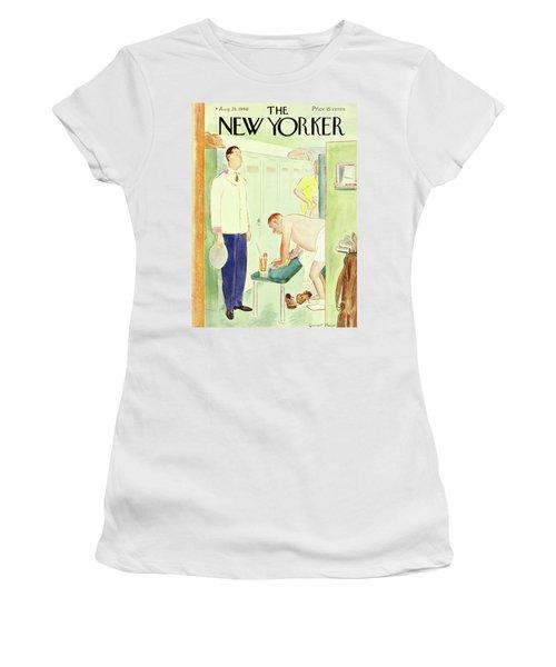 New Yorker August 24 1940 Women's T-Shirt