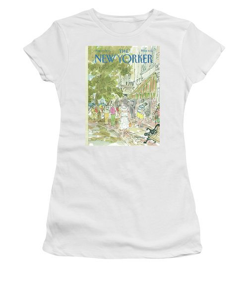 New Yorker August 26th, 1985 Women's T-Shirt