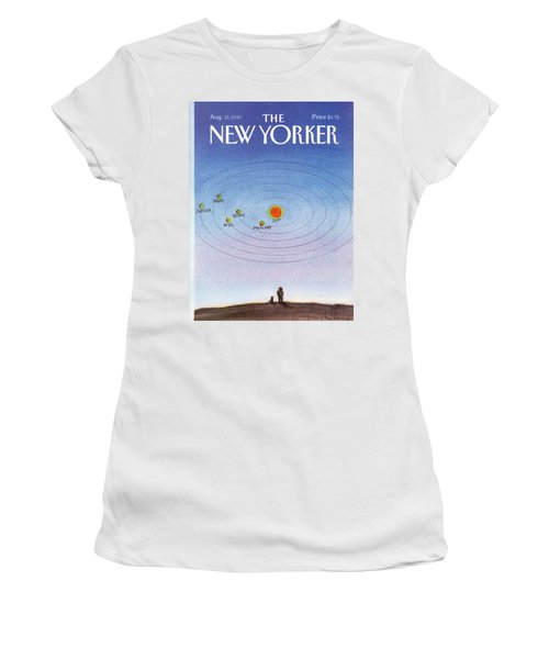 New Yorker August 31st, 1987 Women's T-Shirt
