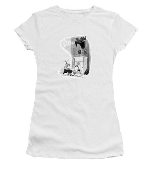 New Yorker December 13th, 1947 Women's T-Shirt
