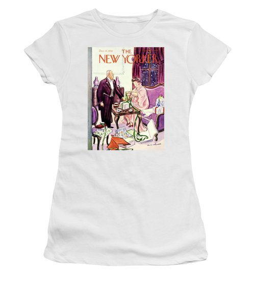 New Yorker December 14 1940 Women's T-Shirt