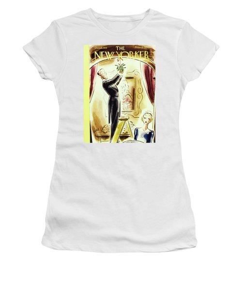 New Yorker December 17 1938 Women's T-Shirt