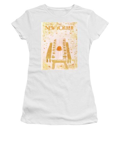 New Yorker December 1st, 1980 Women's T-Shirt