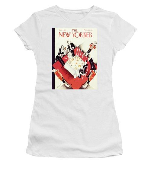 New Yorker December 4 1926 Women's T-Shirt