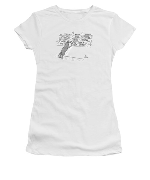 New Yorker December 7th, 1992 Women's T-Shirt