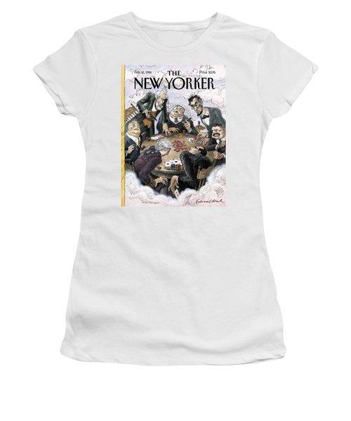 New Yorker February 12th, 1996 Women's T-Shirt