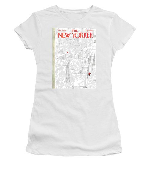 New Yorker February 13th, 1978 Women's T-Shirt