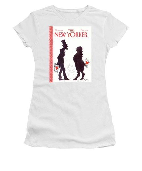 New Yorker February 15th, 1988 Women's T-Shirt