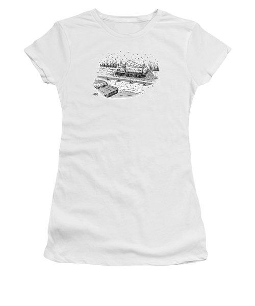 New Yorker February 22nd, 1999 Women's T-Shirt