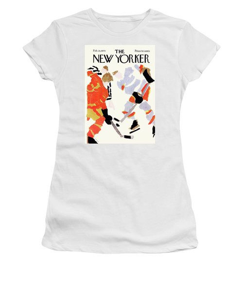 New Yorker February 28th, 1970 Women's T-Shirt