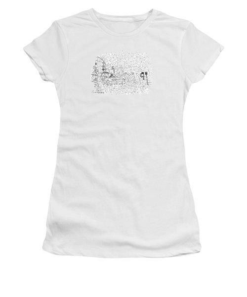 New Yorker February 3rd, 1997 Women's T-Shirt