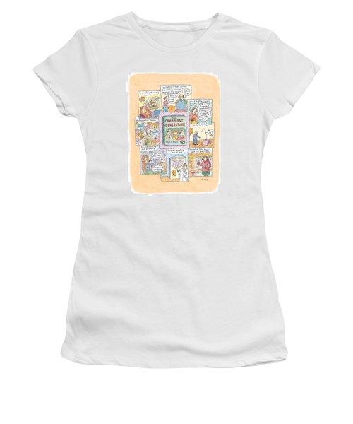 New Yorker February 8th, 1999 Women's T-Shirt