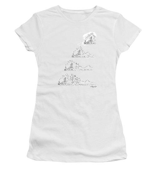 New Yorker January 12th, 1987 Women's T-Shirt