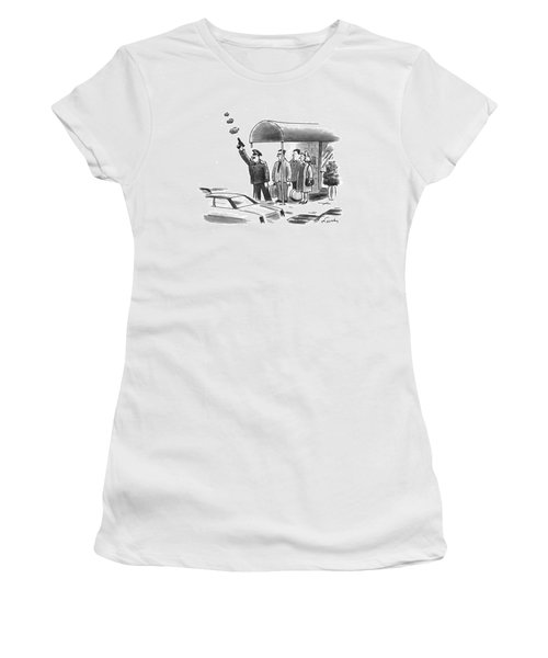 New Yorker January 24th, 1994 Women's T-Shirt