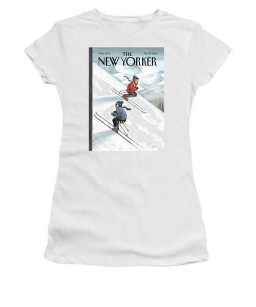 New Yorker January 24th, 2000 Women's T-Shirt