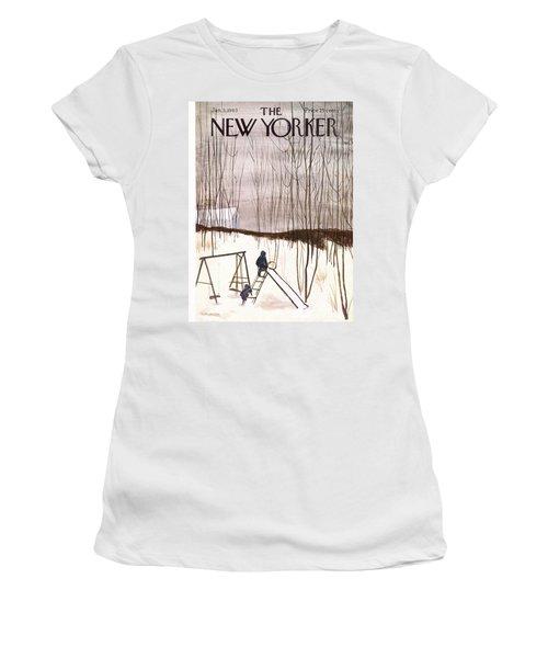 New Yorker January 5th, 1963 Women's T-Shirt