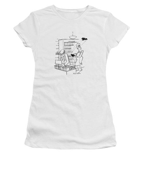 New Yorker July 22nd, 1944 Women's T-Shirt