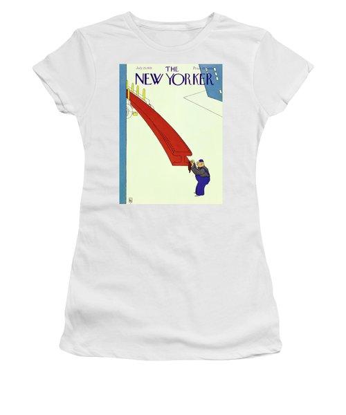 New Yorker July 25 1931 Women's T-Shirt