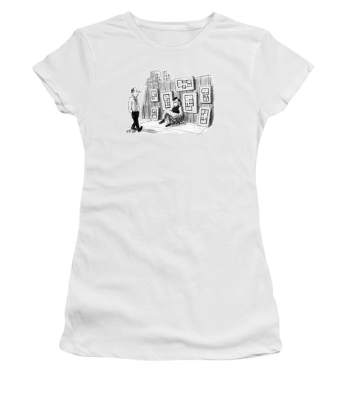 New Yorker July 25th, 1988 Women's T-Shirt