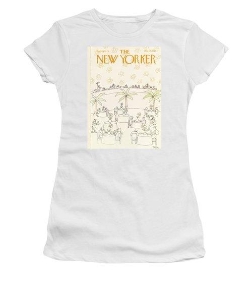 New Yorker July 9th, 1979 Women's T-Shirt
