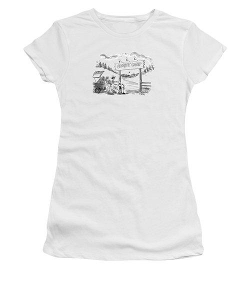 New Yorker June 16th, 1997 Women's T-Shirt
