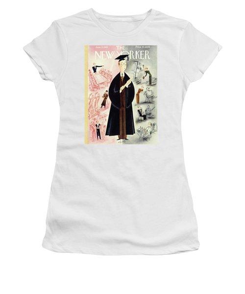 New Yorker June 22 1935 Women's T-Shirt