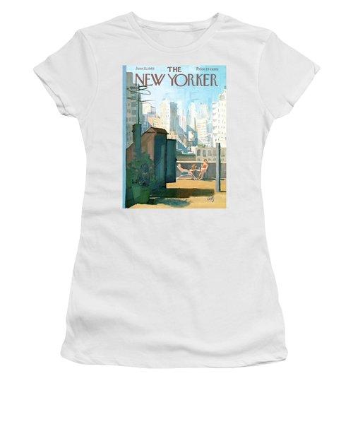 New Yorker June 22nd, 1963 Women's T-Shirt