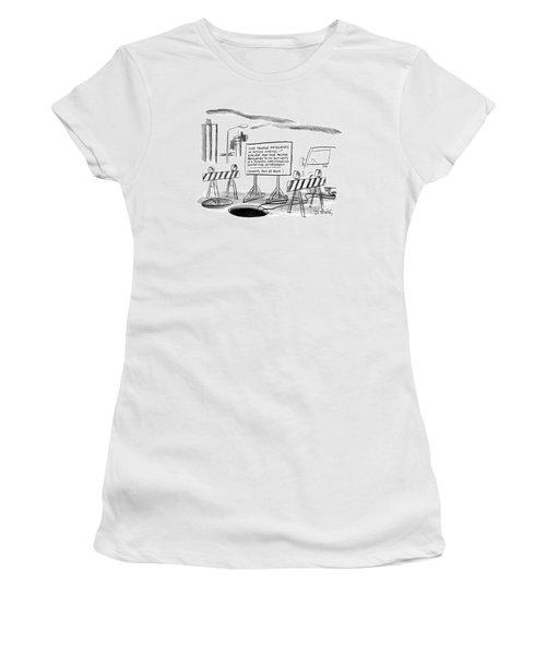 New Yorker June 22nd, 1987 Women's T-Shirt