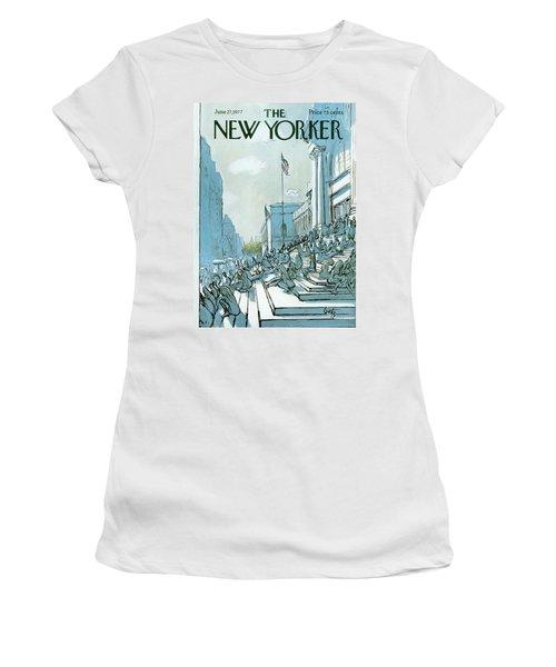 New Yorker June 27th, 1977 Women's T-Shirt