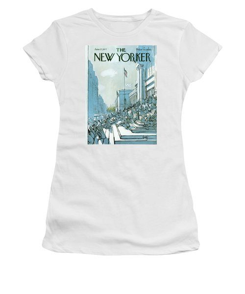 New Yorker June 27th, 1977 Women's T-Shirt