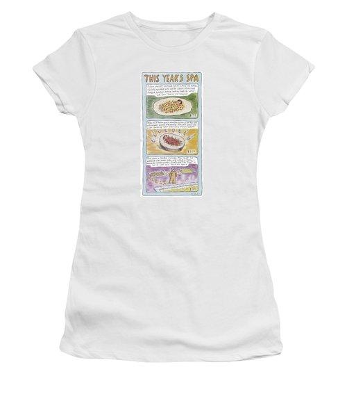 New Yorker June 2nd, 1997 Women's T-Shirt