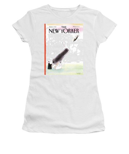 New Yorker June 4th, 1990 Women's T-Shirt