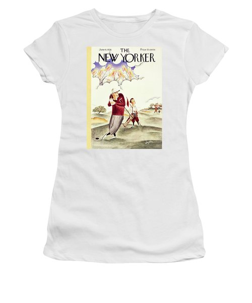 New Yorker June 6 1936 Women's T-Shirt
