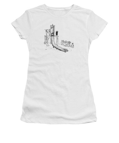 New Yorker June 9th, 1997 Women's T-Shirt