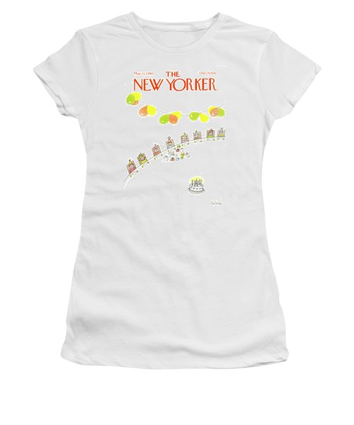 New Yorker May 12th, 1980 Women's T-Shirt