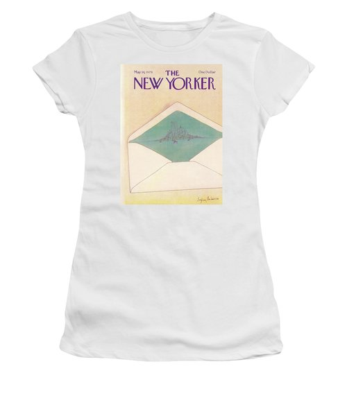 New Yorker May 14th, 1979 Women's T-Shirt