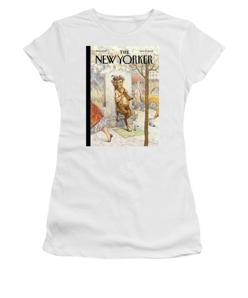 New Yorker May 19th, 2003 Women's T-Shirt