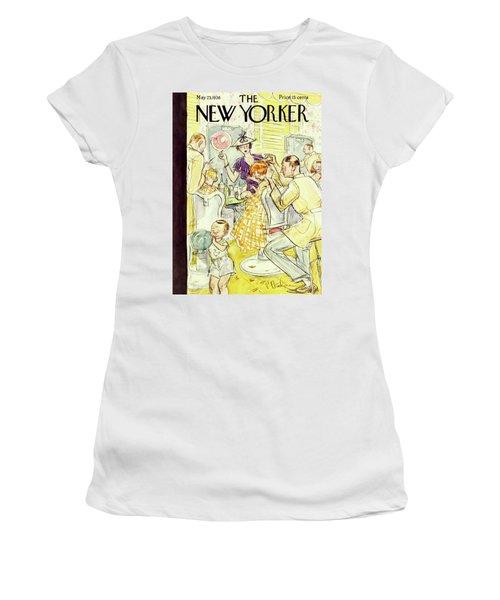 New Yorker May 23 1936 Women's T-Shirt
