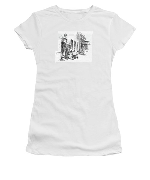 New Yorker November 11th, 1944 Women's T-Shirt