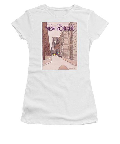 New Yorker November 14th, 1983 Women's T-Shirt