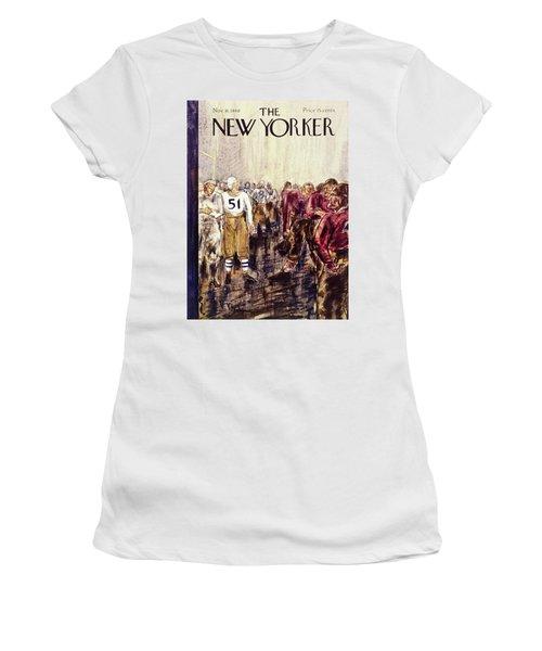 New Yorker November 16 1940 Women's T-Shirt