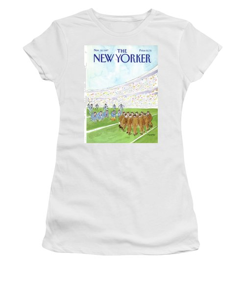 New Yorker November 16th, 1987 Women's T-Shirt