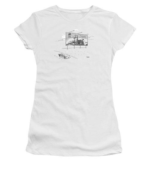 New Yorker November 23rd, 1998 Women's T-Shirt
