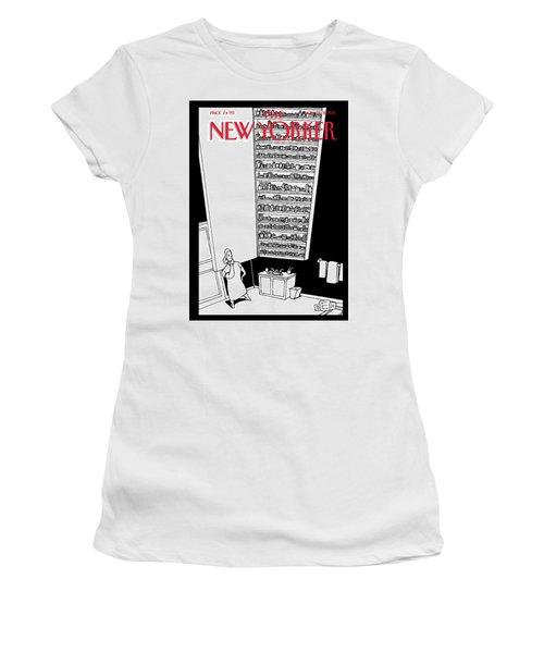 New Yorker November 28th, 2005 Women's T-Shirt