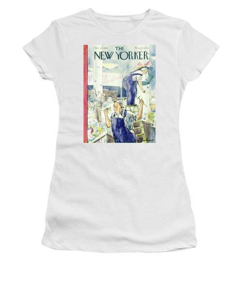 New Yorker November 30 1940 Women's T-Shirt