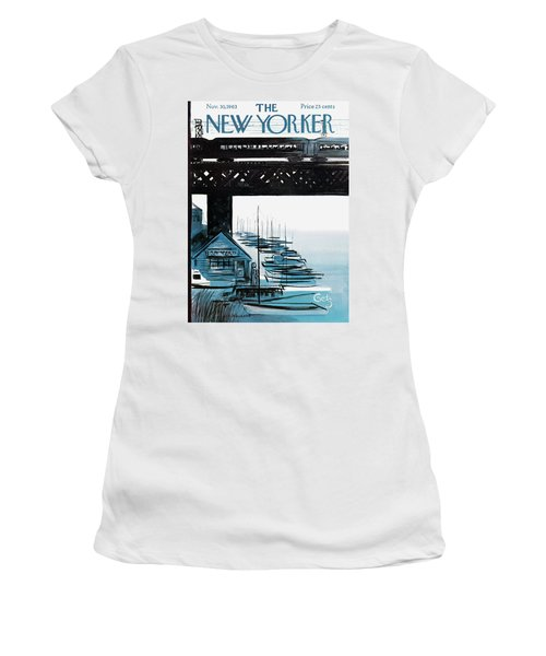 New Yorker November 30th, 1963 Women's T-Shirt