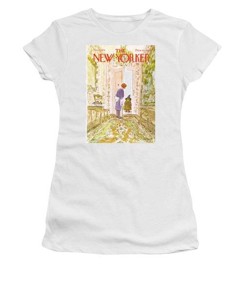 New Yorker November 4th, 1974 Women's T-Shirt